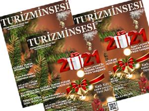Turizmin Sesi Dergimizin Aralık sayısı yayında