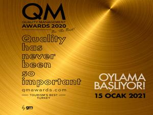 Qm Awards, 11. kez sahiplerini bulmak için hazır