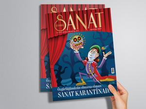 İstanbul Sanat Dergisi'nin yeni sayısı yayımlandı
