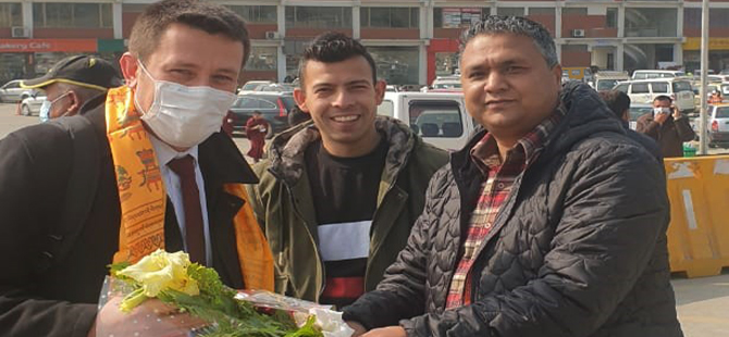 Gastronomi Turizmi Derneği (GTD) Türk Mutfağı'nı Nepal'e Taşıdı
