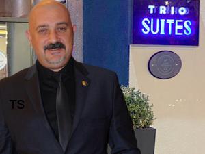 Bursa Trio Suites Hotel & Eğlence ve Yaşam Merkezi'ne Yeni Genel Müdür