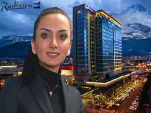 Radisson Blu Hotel Kayseri'ye Satış Müdürü Olarak SÜMERYA KARACA Atandı