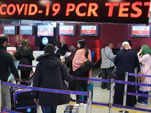 Türkiye'ye PCR testi ile giriş süresi uzatıldı