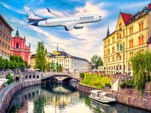 SunExpress'in Zonguldak - Düsseldorf uçuşları başladı
