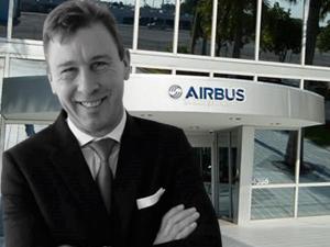 Airbus, yeni Türkiye Başkanı olarak Simon Ward'ı atadı