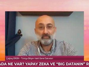 Sırada ne var? Zekâ ve Big Datanın Rolü Paneli