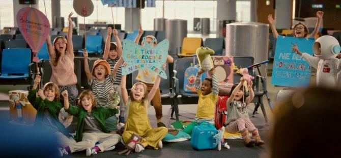 """İstanbul Havalimanı'nda """"Şimdi Çocukların Zamanı"""""""