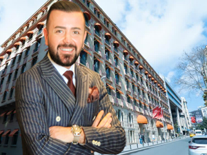 Ali Can Demirok İstanbul'un lüks otel zincirinde