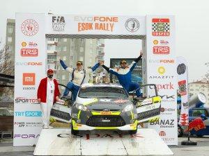 ESOK Ralli'sinde 'Fiesta Rally Cup' heyecanı doruktaydı!