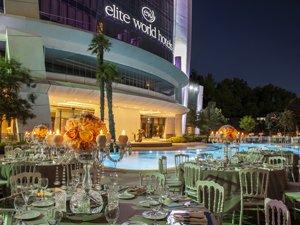 Bir ömür boyu mutluluğun adresi: Elite World Hotels