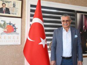 """Başkan Necati Topaloğlu """"GELECEK ADINA UMUTLUYUZ!"""""""