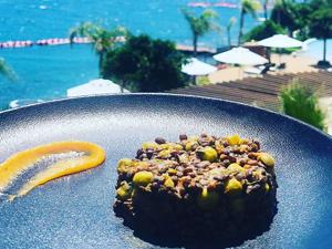 Le Meridien Bodrum Beach Resortta 5 ayrı restaurant