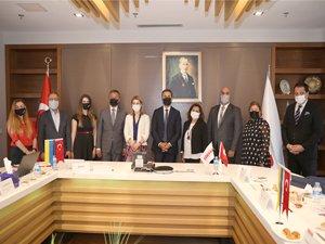 DART ve TÜRSAB iş birliği ile 2 ülke arasındaki turizm  hareketliliğini artıracak