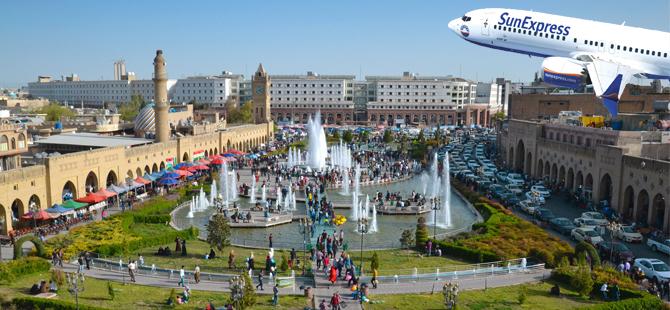 SunExpress ile Antalya ve İzmir'den Cenevre uçuşları başlıyor