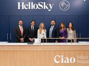TAV İşletme Hizmetleri Bergamo Milano'da