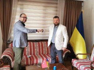 Türkiye Gastronomi Turizmi Derneği, Ukrayna'da Türk Lezzetlerini Tanıtacak