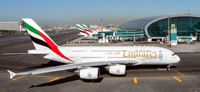 Emirates'in Mauritius Uçuşları Başladı