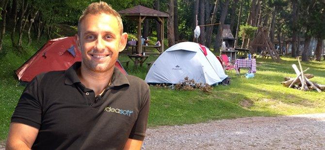 Outdoor Ürünler, Çadır ve Kamp Malzemeleri Satışları Arttı