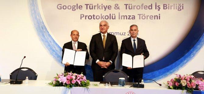 Google ve TÜROFED'den Turizmde Dijitalleşme Hamlesi