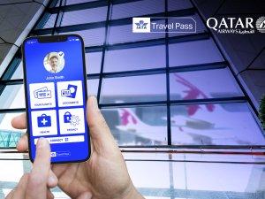 Qatar Airways, aşı doğrulamasını deneyen ilk şirket oldu