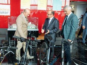 Ramada Encore by Wyndham İzmir Oteli bisiklet dostu