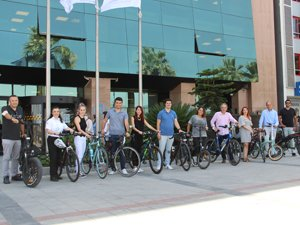 Bisiklet yeşil dünyanın makam aracı olacak