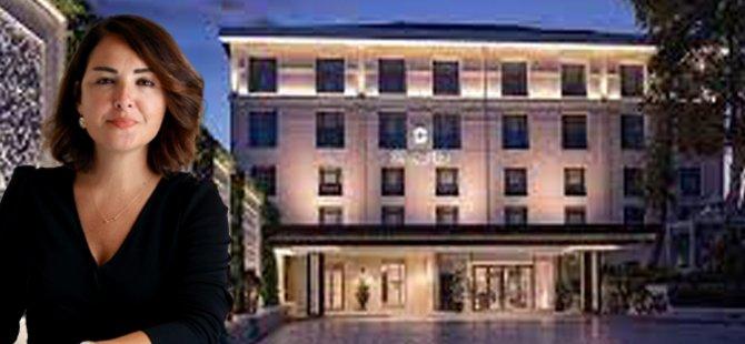 Shangri- La Bosphorus, Istanbul'un yeni Genel Müdür Yardımcısı Özlem Öktem oldu