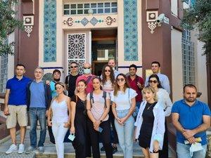 Mimar Sinan ve Bağ Rotası Çıkarması