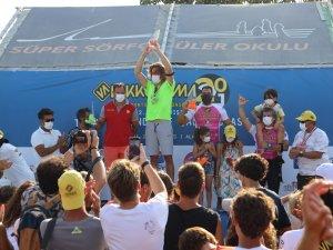 Vakkorama Watersports Championship Türkiye Windsurf Alaçatı Şampiyonası tamamlandı