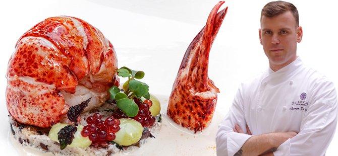 Dünyaca ünlü şef Lorenzo di Gravio, özel menüsüyle D Maris Bay'de