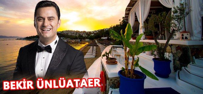 Elani Beach & Restaurant'ta Bekir Ünlüataer ile Müzik Ziyafeti