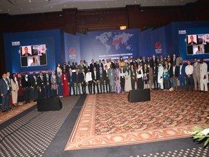 ICYF İslam Ülkelerinin Gençlik ve Spor Bakanlarını Bir Araya Getirdi