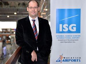 Berk Albayrak İSG'ye CEO'su olarak atandı