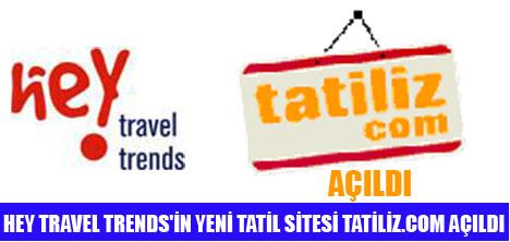 TATİLİZ.COM AÇILDI