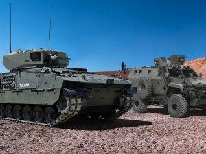 Otokar, DSEI Fuarı'nda COBRA II MRAP ve TULPAR'ı Sergileyecek