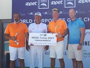 WCGC Turkey 2021'in kazananı Lumberjack takımı oldu!