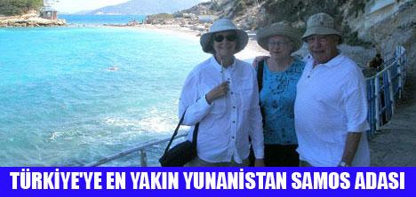 SAMOS ADASI, EGE'DE BİR CENNET
