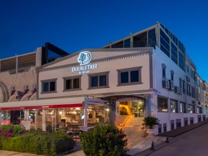 DoubleTree by Hilton Bodrum Marina Vista'dan ayrıcalıklı bir tatil
