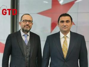 GTD Başkanı Gürkan Boztepe, Sınırların ötesinde tanıtımda