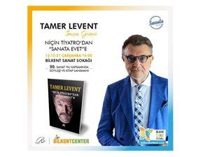 Tamer Levent Uluslararası Bilkent Sanat Festivali'nde