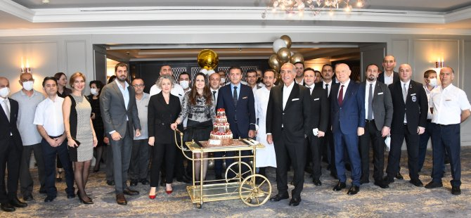 The Ritz-Carlton, İstanbul 20. Yılını Yenilikleriyle Kutladı