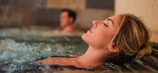 Almira Hotel Yenilenen Spa'sı İle Çekim Merkezi Oluyor