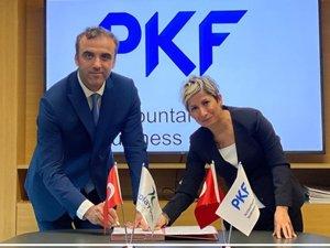 Kolaysoft Teknoloji ve PKF İstanbul arasında işbirliği yapıldı