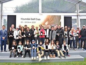 Hyundai Golf Cup Birincileri Ödüllerine Kavuştu