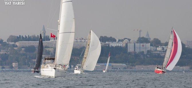 Cumhurbaşkanlığı Uluslararası Yat Yarışları ikinci kez Galataport İstanbul'da