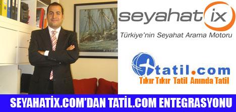 SEYAHATİX.COM  İLE TATİL.COM İŞBİRLİĞİ