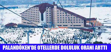 """PALANDÖKEN """"KRİZ""""İ DONDURDU"""