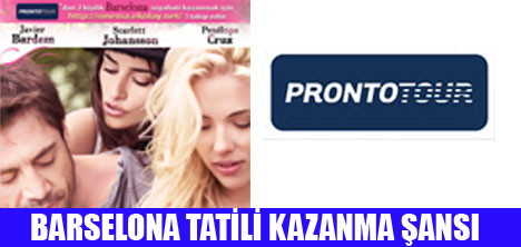 PRONTOTOUR'DAN TATİL ŞANSI