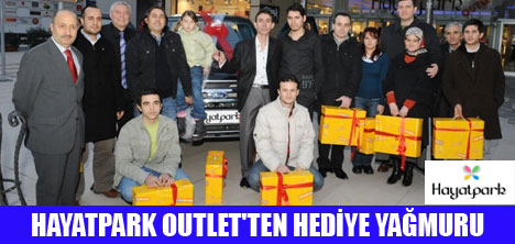 HAYATPARK FORD RENGER VERDİ