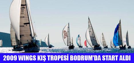 WINGS KIŞ TROPESİ BAŞLADI